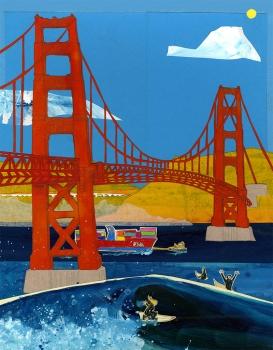 11x 14 GG Bridge LP4 (LP4)