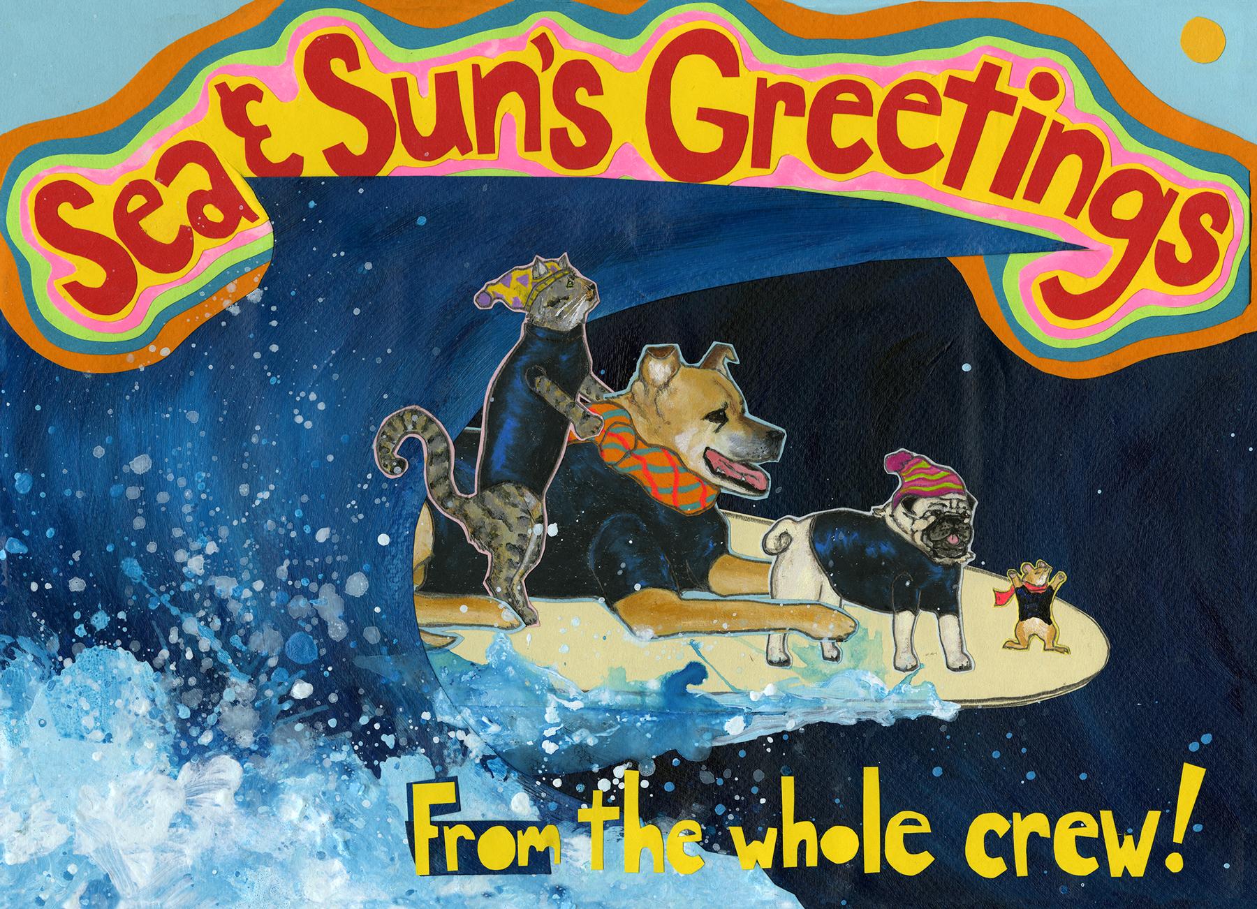 Sea&Sun's Greetings H20 (H20)
