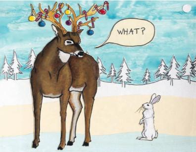 Reindeer Rabbit H15 (H15)