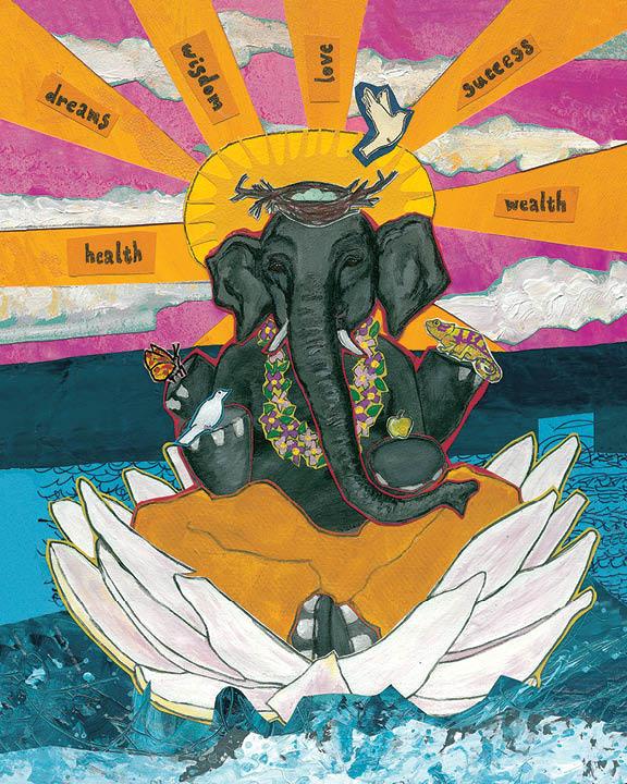 8x10 Ganesh SP4 (SP4)