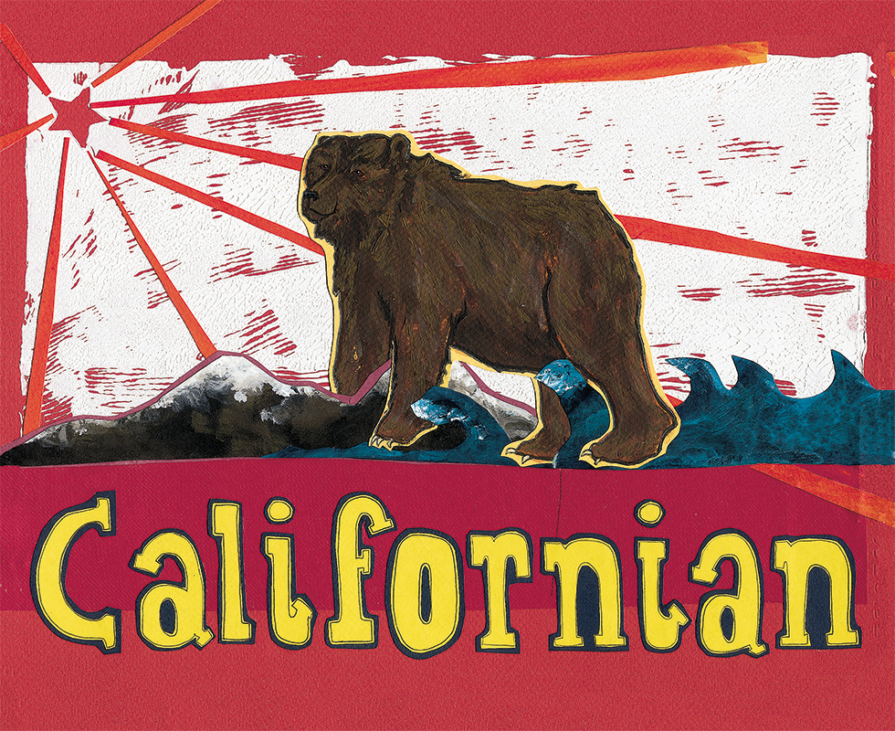 10x8 California Bear SP6 (SP6)