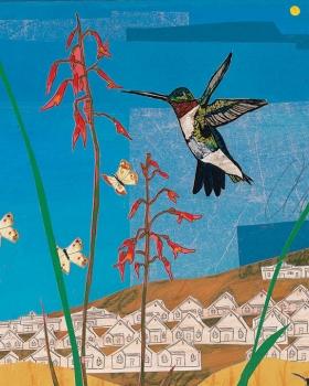 8x10 Hummingbird SP2 (SP2)