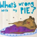 Sunde White illustrates her essay about why your berry pie is bad and how to fix it