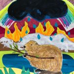 Beavers will Save California by Snde White