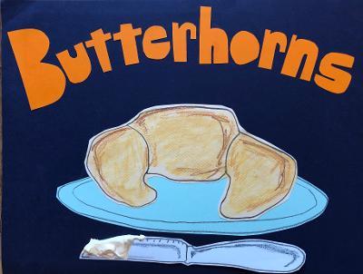 sunde white illustrates her butterhorn recipe