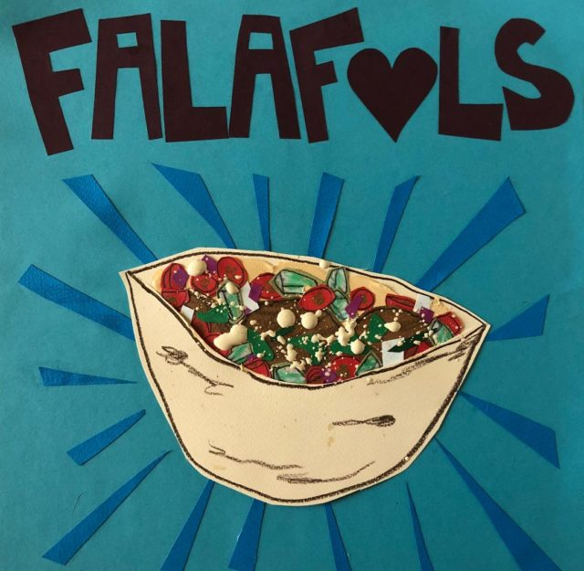 Sunde White from Sunde White Industries illustrates her falafel recipe!