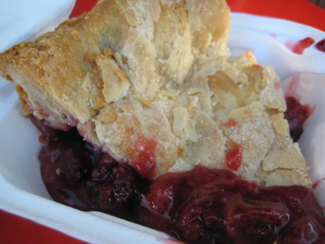 Mixed Berry Slice at my Pie Fridays!