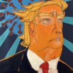 Sunde White illustrates Trump losing at COVID19